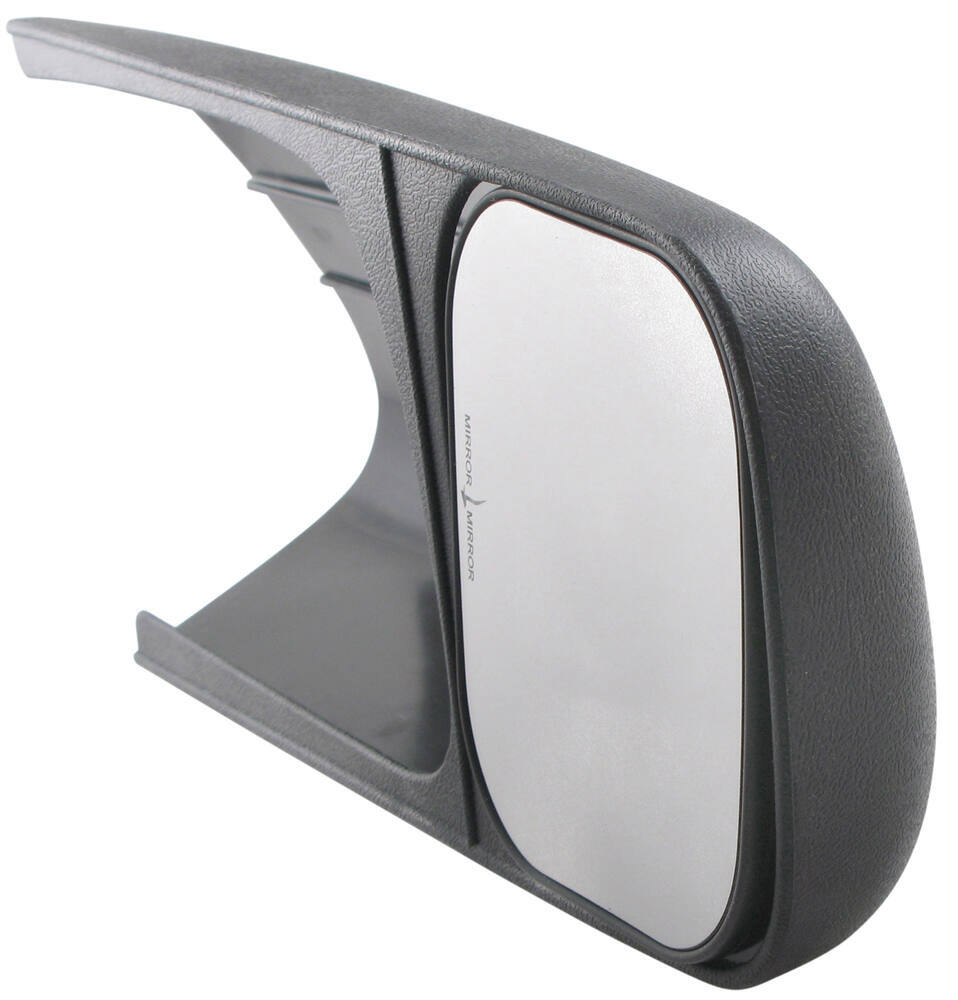 Cipa custom towing mirror slip on passenger side cipa for Custom mirrors