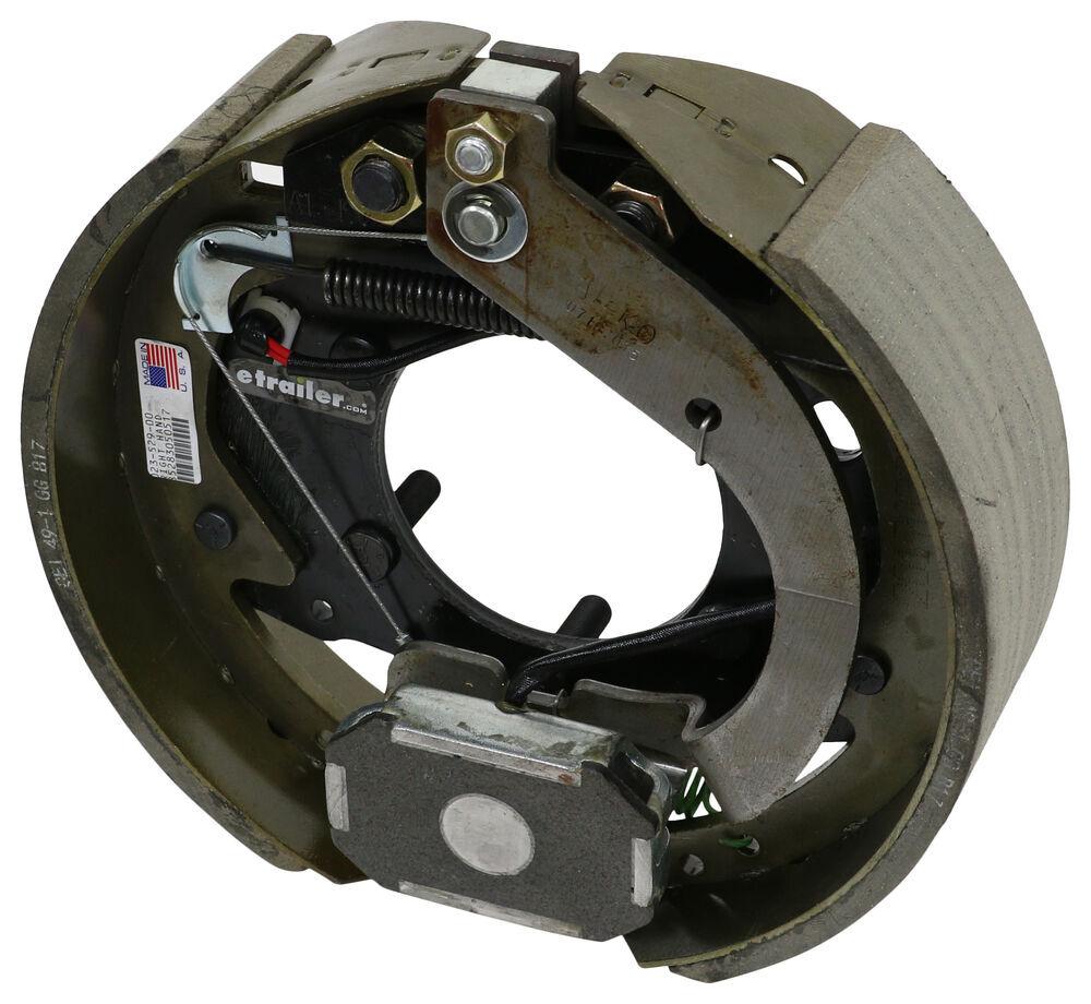 "Compare Electric Brake Vs Warner 12-1/4"""