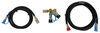 mb sturgis propane adapter fittings pol - female