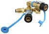 mb sturgis propane 1/4 inch - male qd pol female 103539-mbs