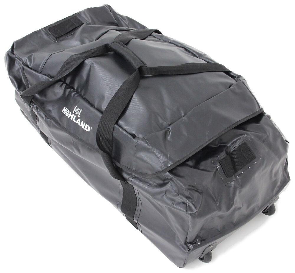 Waterproof Roof Top Luggage With Wheels 1 Bag Highland