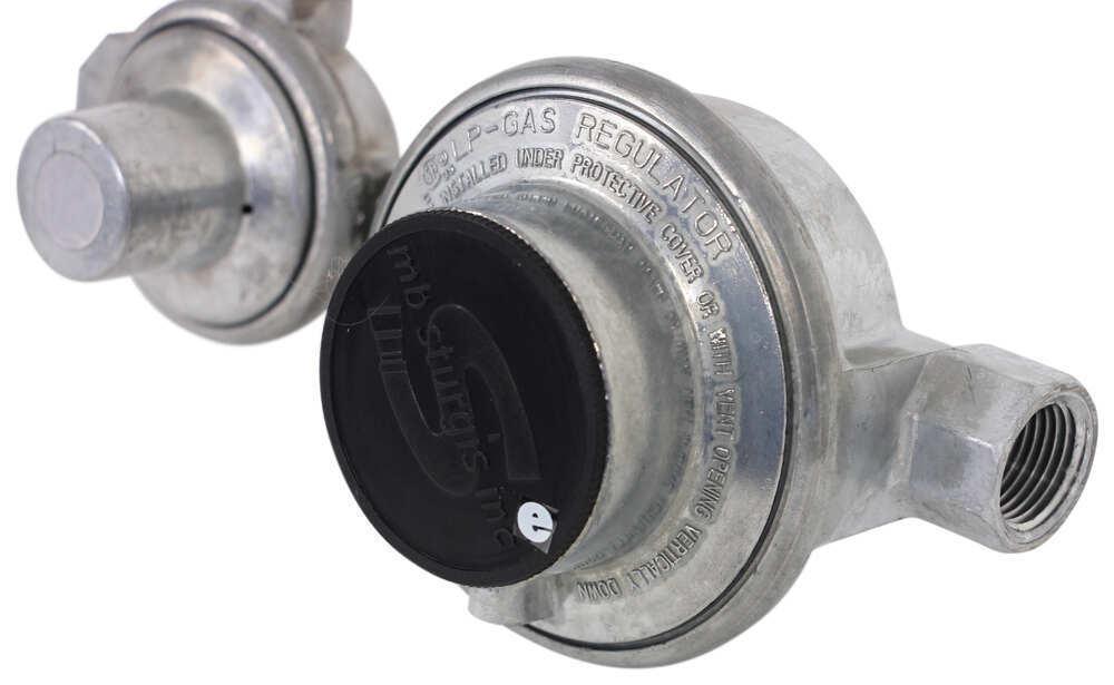 mb sturgis horizontal 2 stage propane regulator 11 water column outlet mb sturgis propane 108221. Black Bedroom Furniture Sets. Home Design Ideas