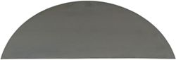 "Pre-Cut Fender Back for Redline Trailer Fender F9X32-1R - 10-1/2"" Wide"