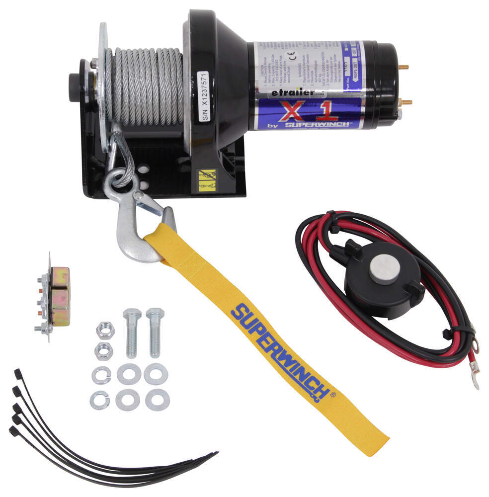 2000 Lb Superwinch Wiring Diagram – Collection of Diagrams ... X Superwinch Wiring Diagram on