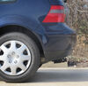 Curt Class I Trailer Hitch - C11066 on 2004 Volkswagen Golf