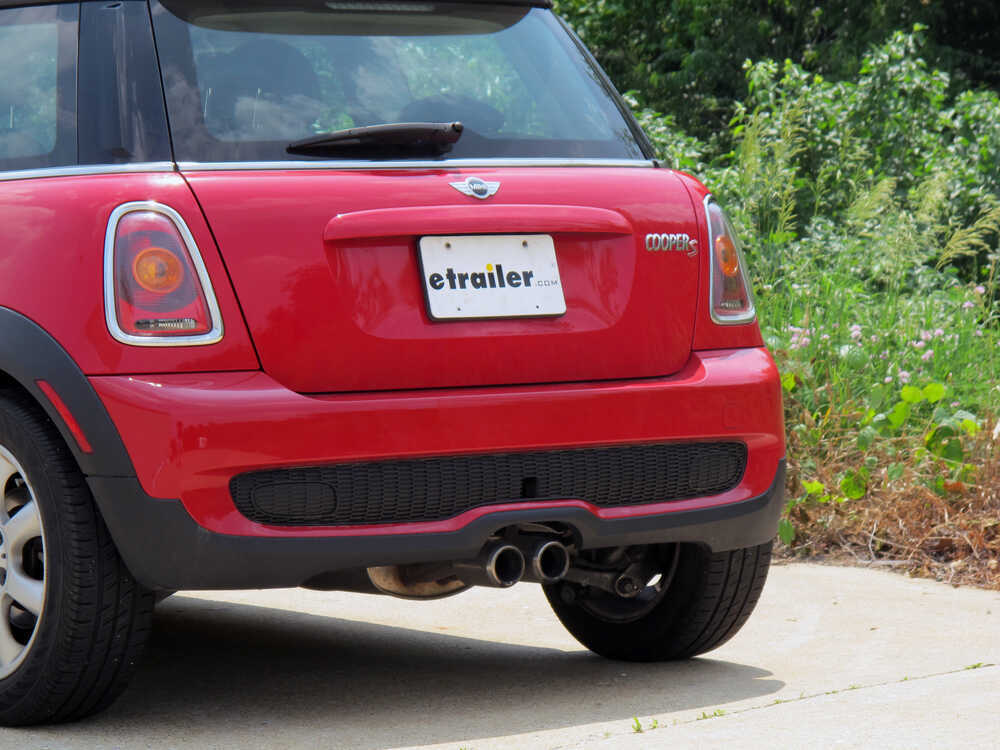 2010 Mini Cooper Curt Trailer Hitch Receiver Custom Fit