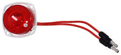 GloLight M3 LED Clearance or Side Marker Light - Submersible - 5 Diodes - Red Lens