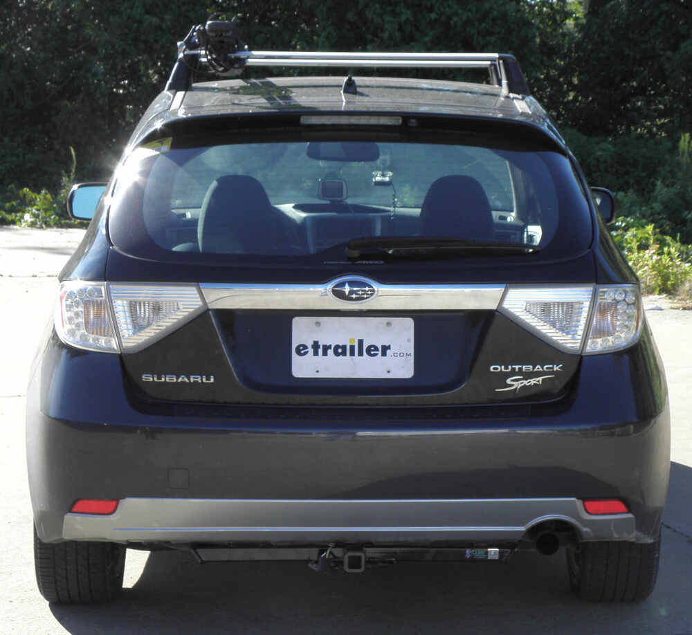 Trailer hitch (Outback