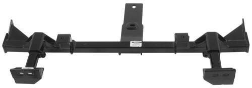 12 Open Road Brands OPENROAD 12inch Trailer Hitch Extension for 2-Inch Receiver Tube Extender Receiver Extension Tube Extenders 5//8 Pin Hole 4000 LBS Tow Capacity