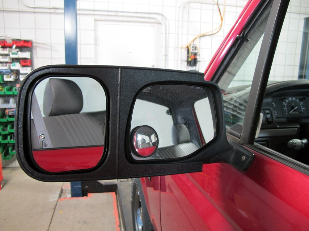 cipa custom towing mirror slip on driver side cipa. Black Bedroom Furniture Sets. Home Design Ideas