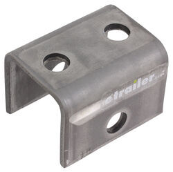 "Front/Rear Hanger for Double-Eye Springs - 1-5/16"" Tall - 9/16"" Bolt Hole"