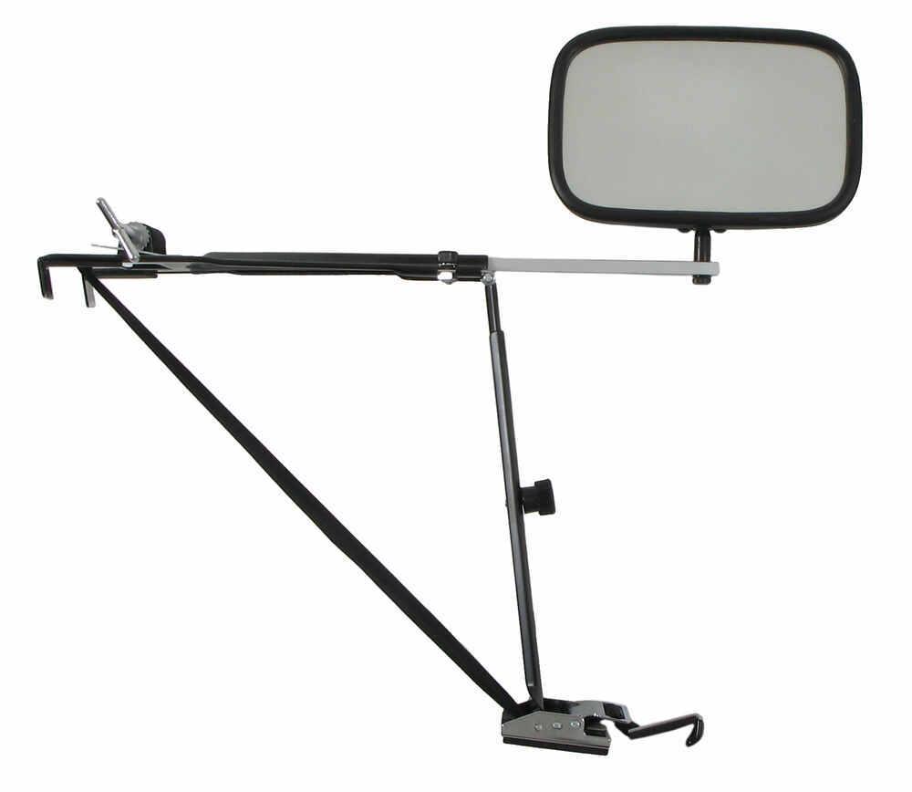 Cipa Deluxe Door Mount Mirror Cipa Custom Towing Mirrors 11650