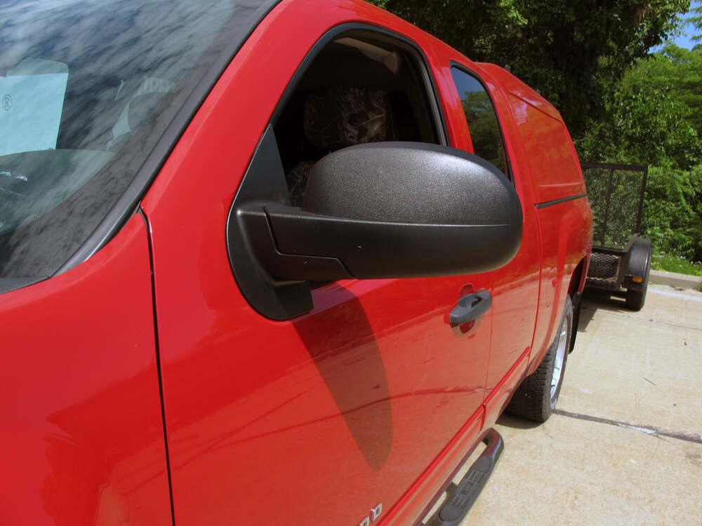 2012 Chevrolet Silverado Custom Towing Mirrors Cipa
