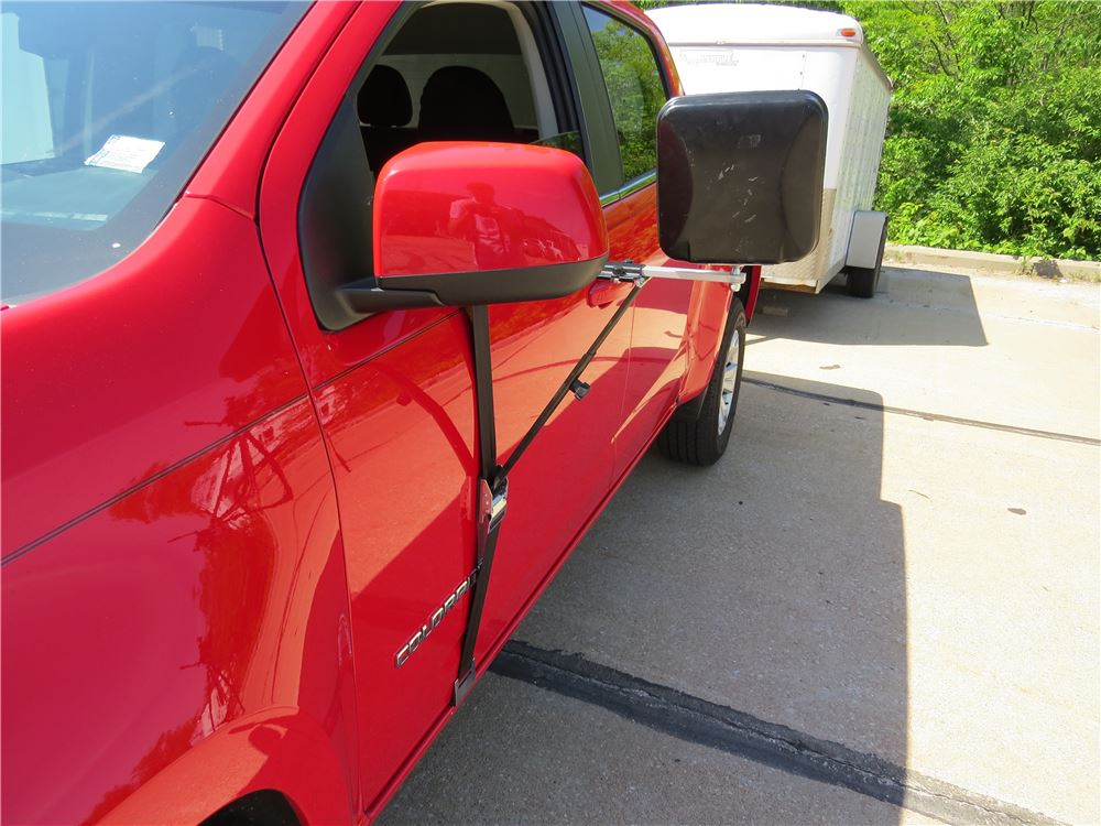 2015 chevrolet colorado cipa deluxe door mount mirror. Black Bedroom Furniture Sets. Home Design Ideas