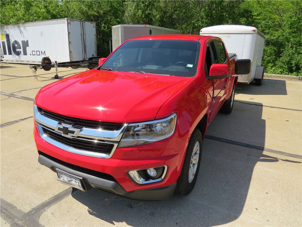 2015 chevrolet colorado custom towing mirrors cipa. Black Bedroom Furniture Sets. Home Design Ideas