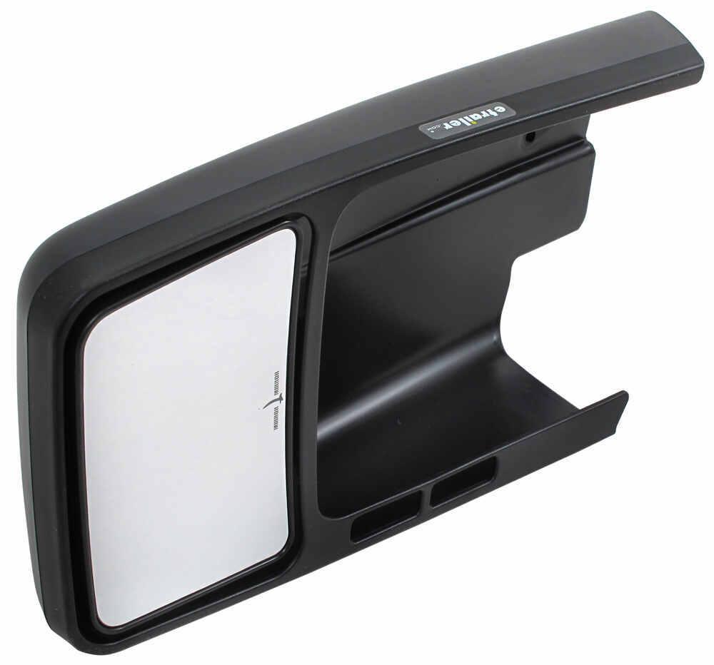 2011 ford f 150 cipa custom towing mirror slip on driver side. Black Bedroom Furniture Sets. Home Design Ideas