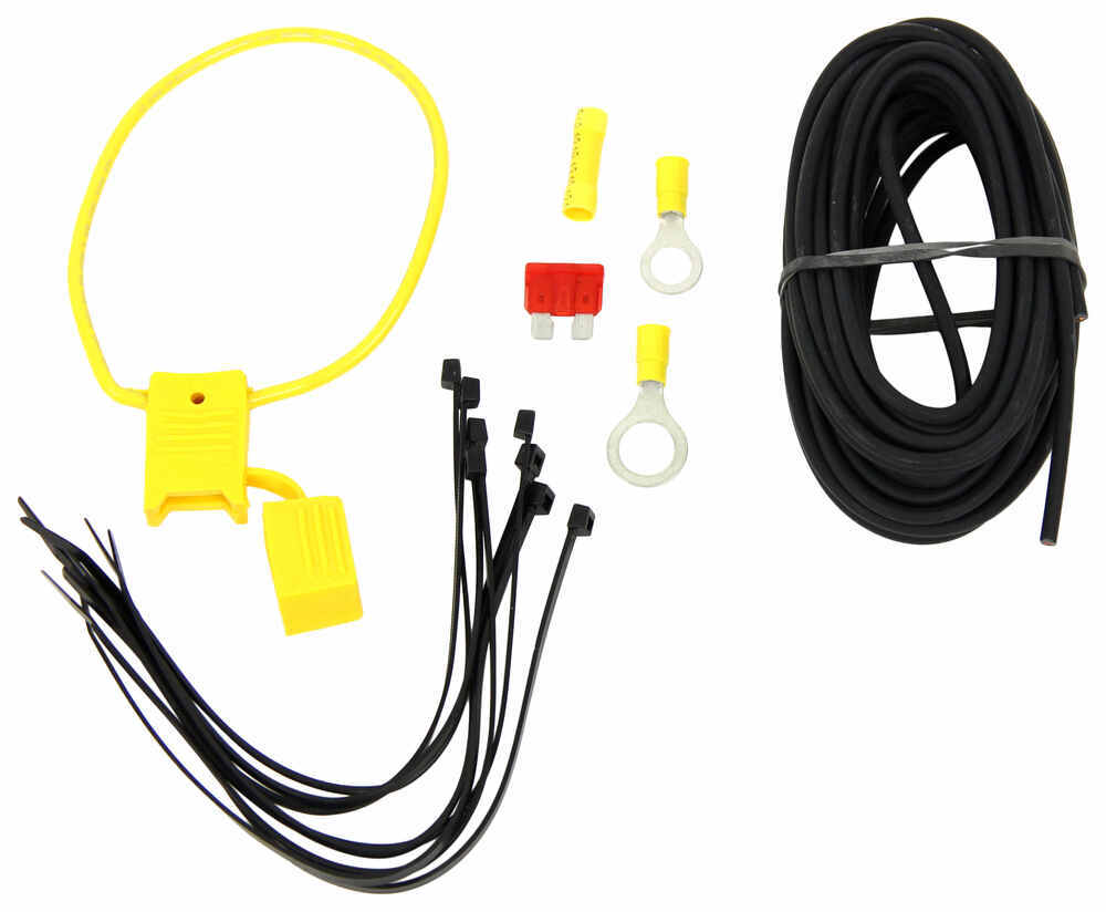 Modulite Installation Wiring Kit Tekonsha Accessories And Parts 118151 Dodge D350 Harness