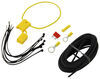 Accessories and Parts 118151 - Power Wire Installation Kit - Tekonsha