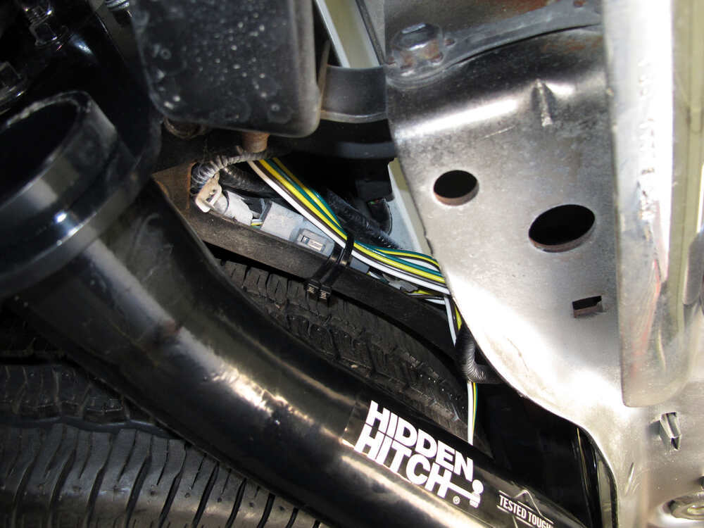 Trailer Wiring Harness For Ford Windstar : Ford explorer tow package wiring harness with pole