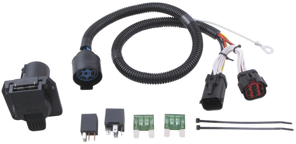 Hopkins Multi Tow Towing Wiring Kit 12558811 likewise HM40985 together with C0386 in addition parison besides C0189. on hopkins wiring harness 40965