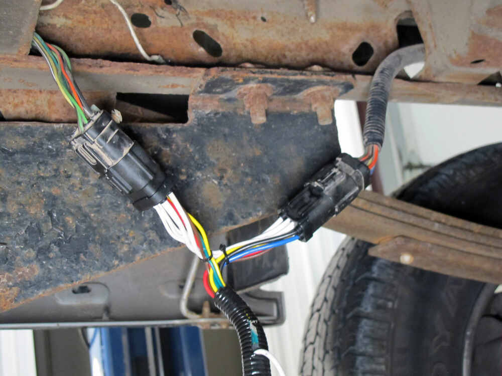 Ford F 150 Tow Package Wiring Harness On Trailer Plug Wiring Diagram