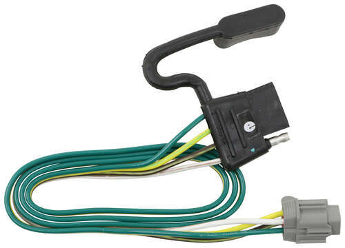 2003 nissan xterra tow package vehicle wiring harness with ... 2002 nissan xterra trailer wiring harness