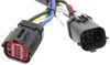 Custom Fit Vehicle Wiring 118247 - No Converter - Tekonsha