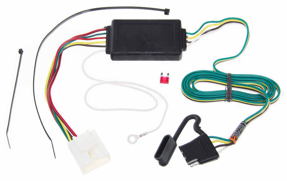 Toyota highlander t one vehicle wiring harness for