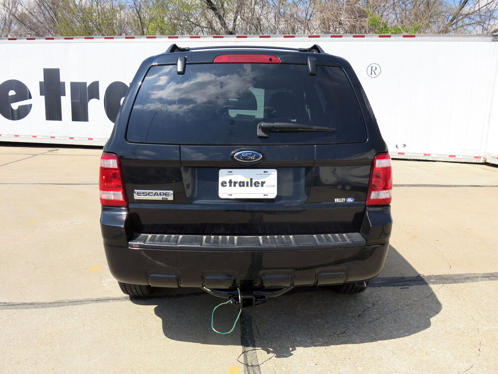 2008 Ford Escape Custom Fit Vehicle Wiring