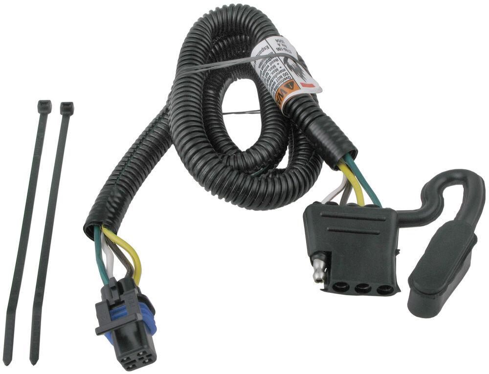 2012 cadillac srx custom fit vehicle wiring tekonsha. Black Bedroom Furniture Sets. Home Design Ideas