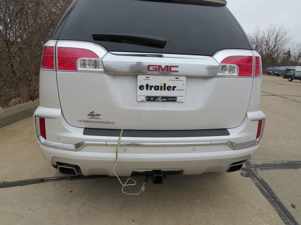 Trailer Wiring Harness For 2013 Gmc Terrain : Gmc terrain t one vehicle wiring harness for factory
