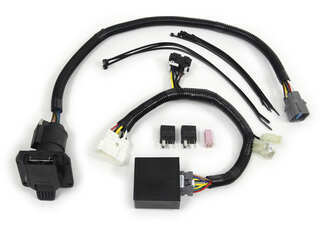 2009 honda pilot trailer wiring harness 2012 honda pilot custom fit vehicle wiring - tekonsha