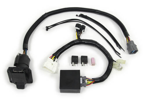 2010 Honda Pilot Oem Trailer Wiring Harness : Honda pilot trailer wiring harness dummy connector