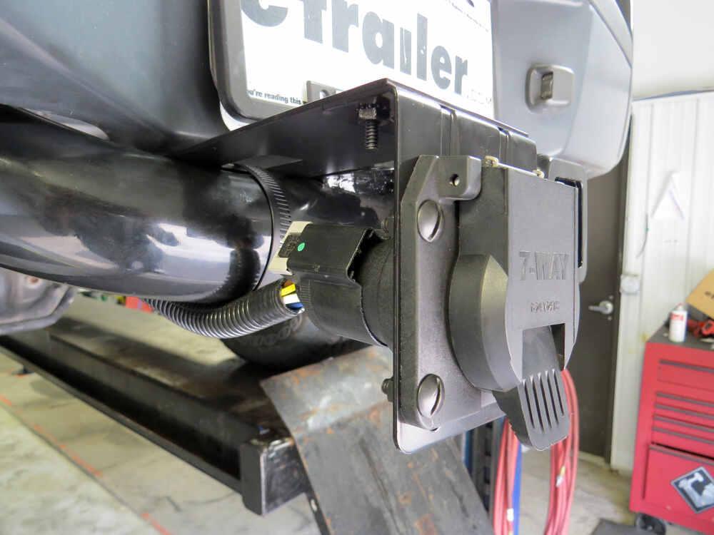 2007 nissan xterra custom fit vehicle wiring tekonsha