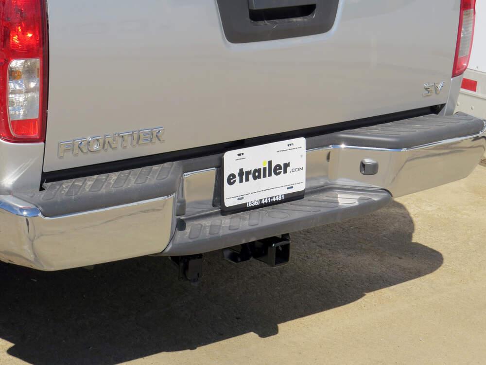 2014 nissan frontier custom fit vehicle wiring tekonsha