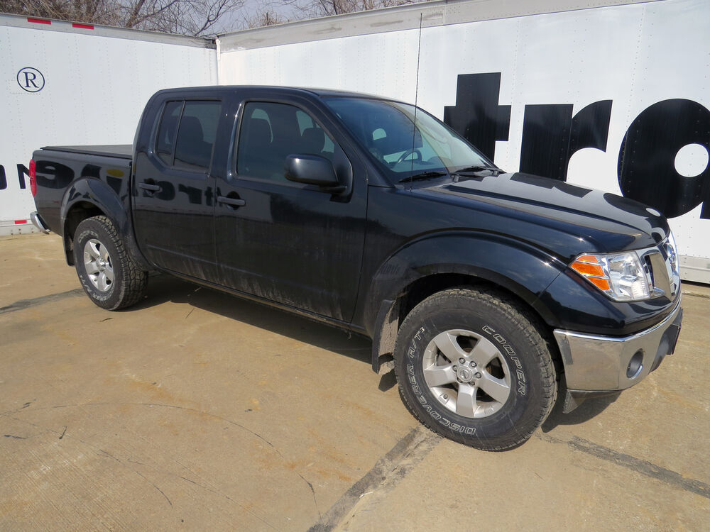 2011 nissan frontier accessories and parts tow ready. Black Bedroom Furniture Sets. Home Design Ideas