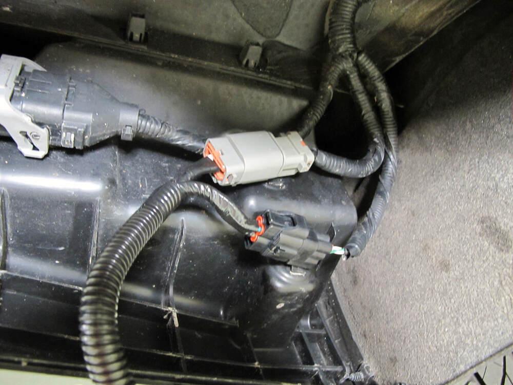 2013 Hyundai Santa Fe Custom Fit Vehicle Wiring