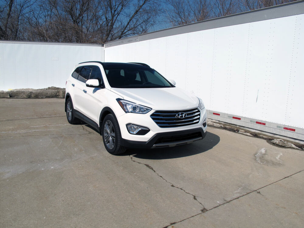 2014 Hyundai Santa Fe Trailer Wiring Harness : T one vehicle wiring harness for factory tow package