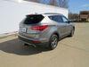 Tekonsha 4 Flat Custom Fit Vehicle Wiring - 118269 on 2014 Hyundai Santa Fe