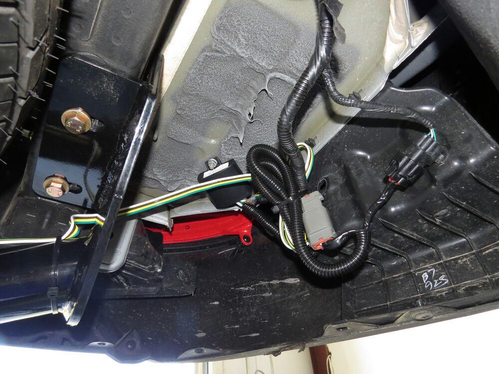 2015 Hyundai Santa Fe Custom Fit Vehicle Wiring