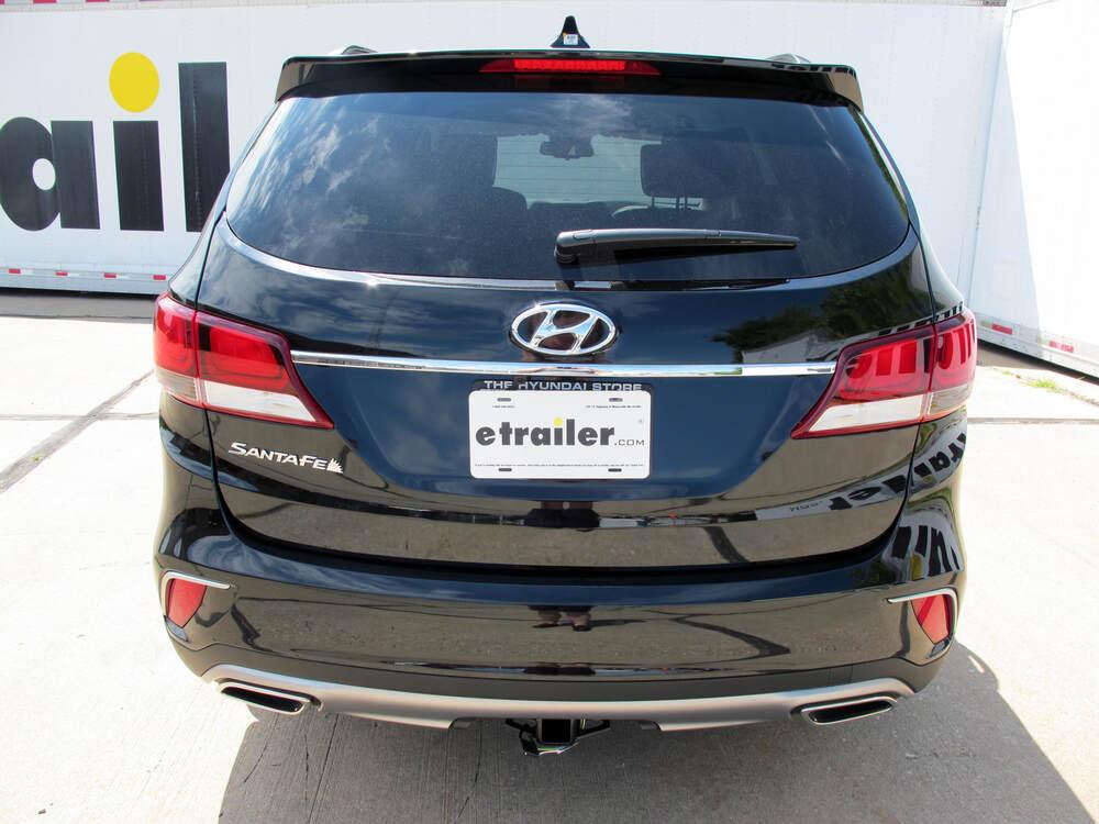 2017 Hyundai Santa Fe Custom Fit Vehicle Wiring