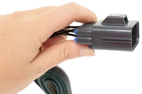 24908 7 pol mini-diodes connecteur connecteur 2 pièces Installation prise 1 paire