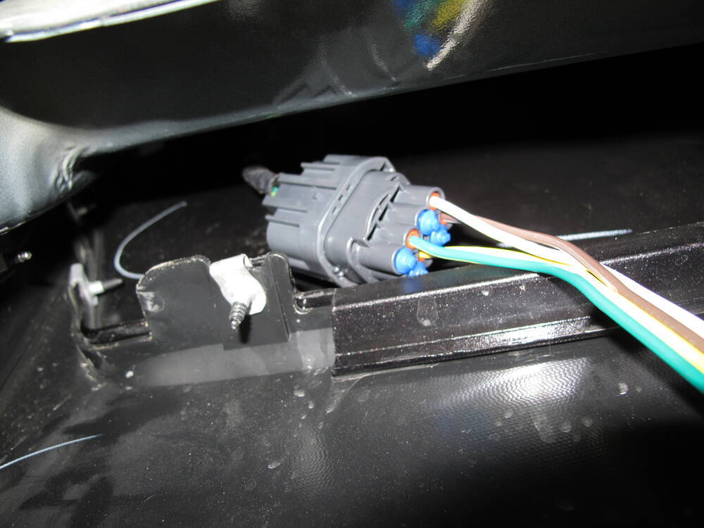 2017 Chevrolet Traverse Custom Fit Vehicle Wiring