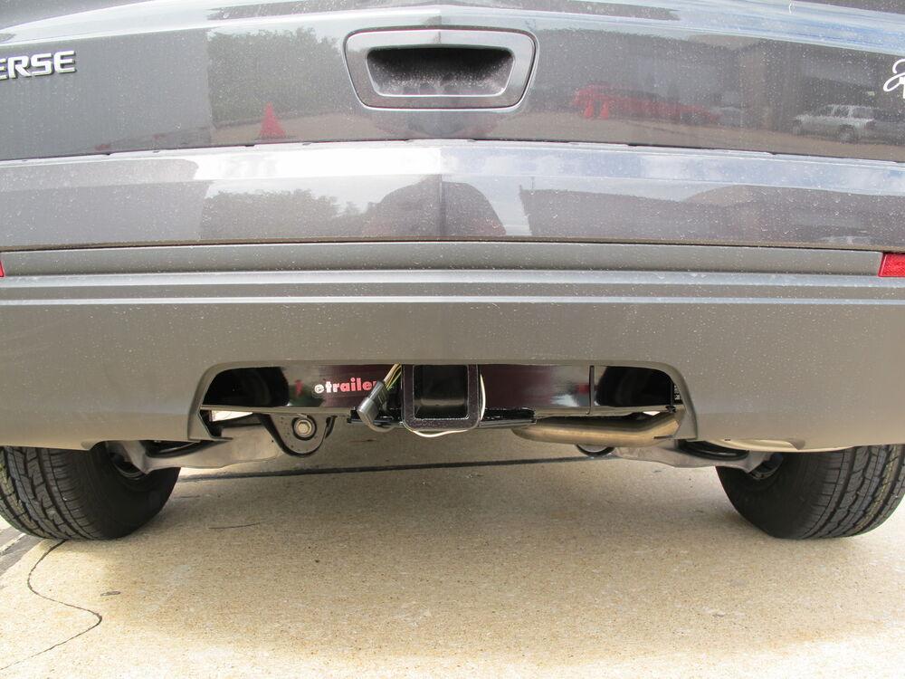 2015 Chevrolet Traverse Custom Fit Vehicle Wiring