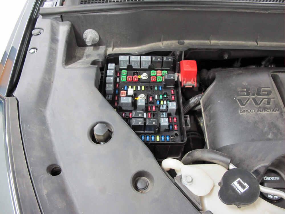 2013 chevrolet traverse custom fit vehicle wiring - tekonsha 2013 ford edge trailer wiring harness 2013 chevy traverse trailer wiring harness
