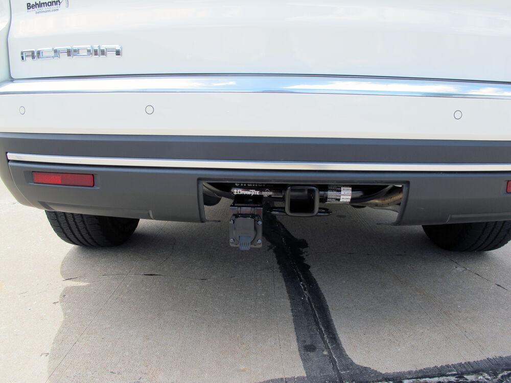 2014 Gmc Acadia Custom Fit Vehicle Wiring