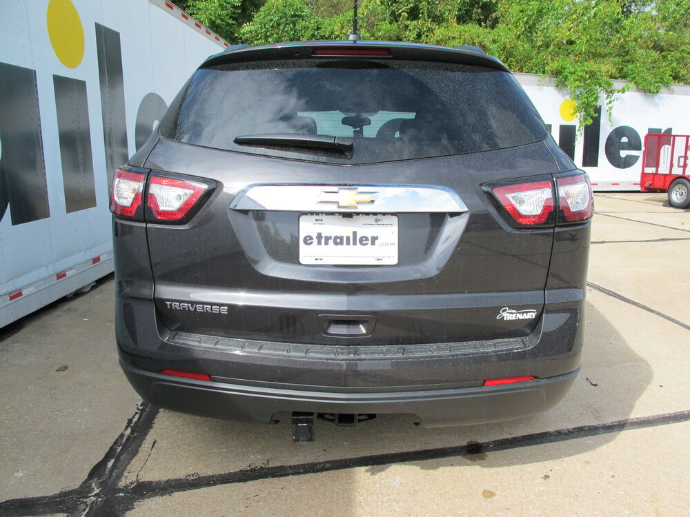chevrolet traverse custom fit vehicle wiring tekonsha rh etrailer com