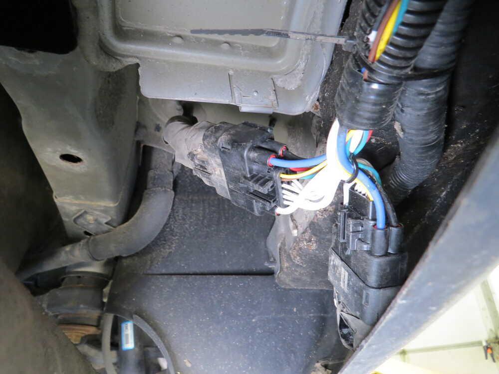 2016 Ford Explorer Custom Fit Vehicle Wiring - Tekonsha