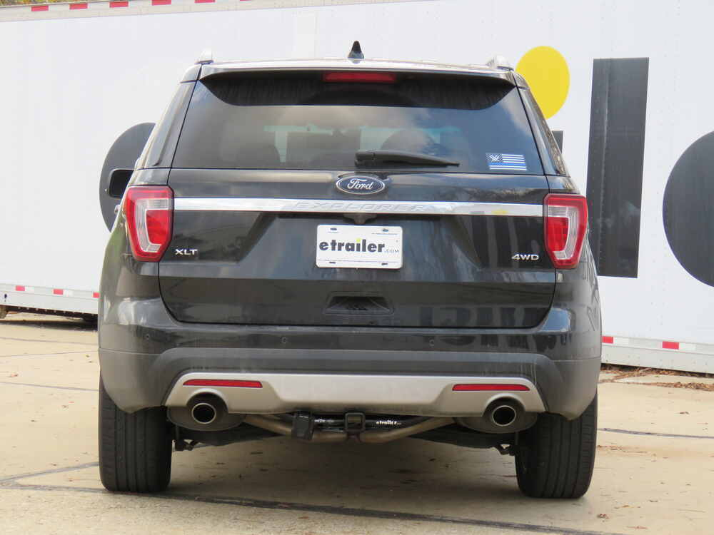 2017 Ford Explorer Custom Fit Vehicle Wiring