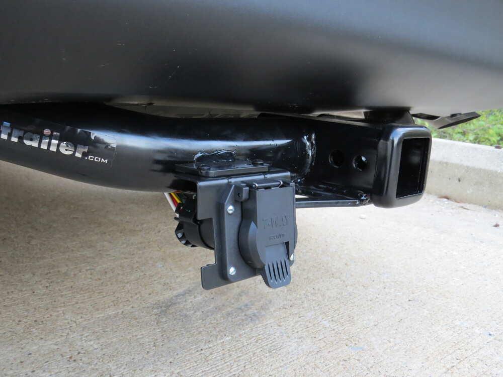 2017 nissan pathfinder custom fit vehicle wiring tekonsha